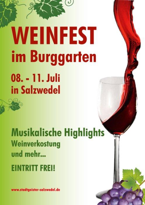 Weinfest Salzwedel 2015