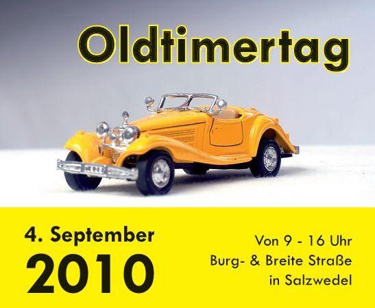 Oldtimertag in Salzwedel