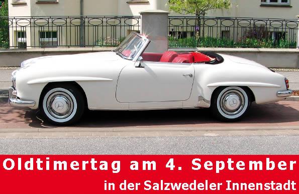 Oldtimertag 2010 in Salzwedel