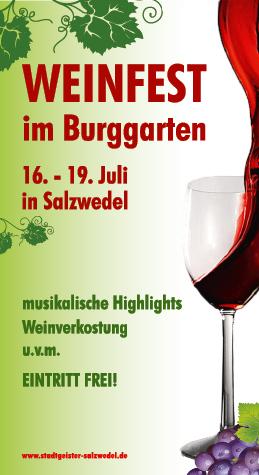Weinfest Salzwedel 2014